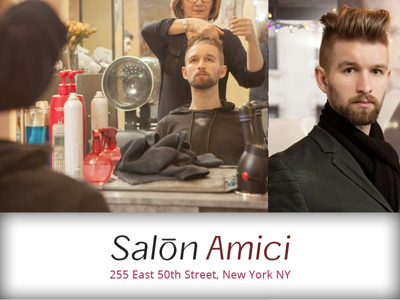 Salon Amici Friendly Neighborhood Beauty Salon In East Midtown